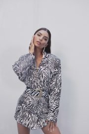 Emily Ratajkowski for Nasty Gal Fall/Winter 2020 Issue 18