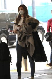 Erin Andrews at Los Angeles International Airport 2020/11/15 6