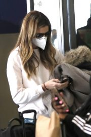 Erin Andrews at Los Angeles International Airport 2020/11/15 7