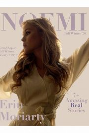 Erin Moriarty in Noemi Magazine, Fall/Winter 2020 Issue 9