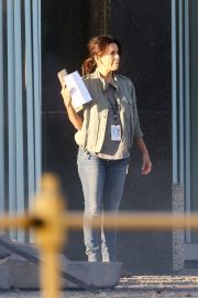 Eva Longoria on the Set of a New Movie in Los Angeles 2020/11/22 3
