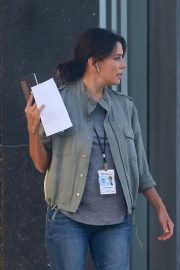 Eva Longoria on the Set of a New Movie in Los Angeles 2020/11/22 4