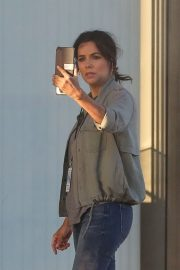 Eva Longoria on the Set of a New Movie in Los Angeles 2020/11/22 5