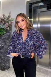 Jacqueline Jossa for Autumn/Winter Part 2 Collection with In The Style, 2020 2