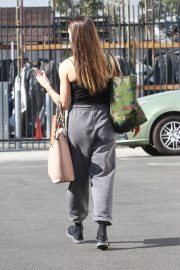 Jenna Johnson Arrives at a Dance Studio in Los Angeles 2020/11/23 1