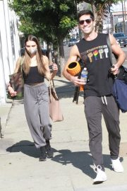 Jenna Johnson Arrives at a Dance Studio in Los Angeles 2020/11/23 4
