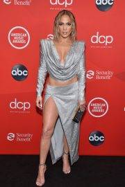 Jennifer Lopez at American Music Awards 2020 in Los Angeles 2020/11/22 3
