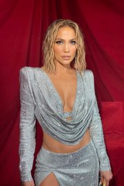Jennifer Lopez at American Music Awards 2020 Portraits Photos 2020/11/22 1