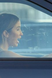 Kaitlyn Bristowe Out Driving in Los Angeles 2020/11/22 1