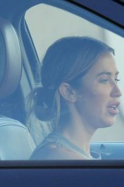 Kaitlyn Bristowe Out Driving in Los Angeles 2020/11/22 4