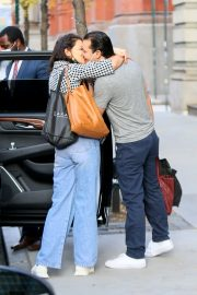 Katie Holmes and Emilio Vitolo Jr Out Kissing in New York 2020/11/27 1