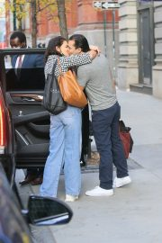 Katie Holmes and Emilio Vitolo Jr Out Kissing in New York 2020/11/27 3