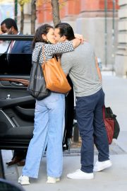 Katie Holmes and Emilio Vitolo Jr Out Kissing in New York 2020/11/27 6