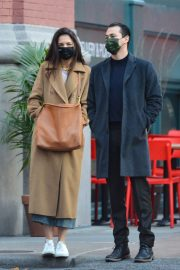 Katie Holmes and Emilio Vitolo Out Shopping in New York 2020/11/16 8