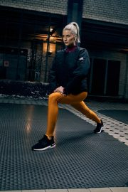 Lena Gercke Photoshoot for Adidas About You Sportwear 2020 Issue 8