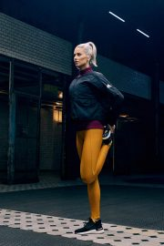 Lena Gercke Photoshoot for Adidas About You Sportwear 2020 Issue 9
