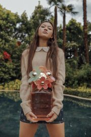 Lily Chee Photoshoot for The Industry Model Management Portfolio, 2020 Issue 2