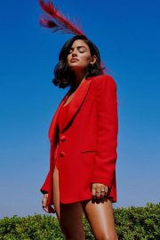 Lucy Hale for Sbjct Journal Outdoor Photoshoot, October 2020 7