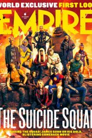 Margot Robbie on the Cover of Empire Magazine, The Suicide Squad Issue, December 2020 2