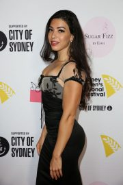 Mariah Stock arrives at Sydney Women's International Film Festival 11/27, 2020 1