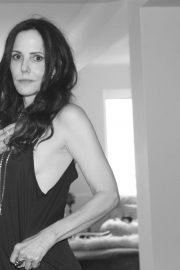 Mary-Louise Parker Photoshoot for The Bare Magazine, July 2020 2