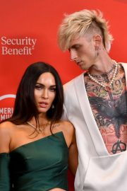 Megan Fox and Machine Gun Kelly attend 2020 American Music Awards in Los Angeles 2020/11/22 1