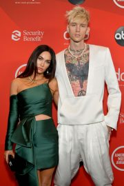 Megan Fox and Machine Gun Kelly attend 2020 American Music Awards in Los Angeles 2020/11/22 5