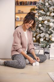 Michelle Keegan for New Loungewear Collection Photos 2020 1