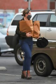 Mischa Barton Out Shopping in Los Angeles 2020/10/22 7