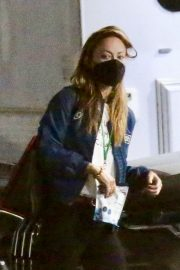 Olivia Wilde and Florence Pugh on the Set of Don't Worry Darling in Los Angeles 11/25/2020 6
