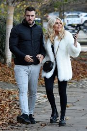 Paige Turley and Finn Tapp Out in Manchester 2020/11/13 7