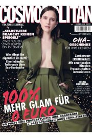 Rachel Brosnahan in Cosmopolitan Magazine, Germany December 2020 5