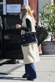 Rachel Zoe and Rodger Berman at Brentwood Country Mart 2020/11/15 1
