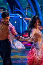Ranvir Singh at Strictly Come Dancing 2020/11/14 2
