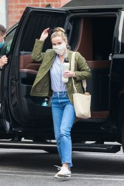 Reese Witherspoon Out and About in Hollywood 2020/10/23 10