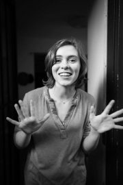Sophia Lillis at a Black and White Photoshoot, October 2020 3