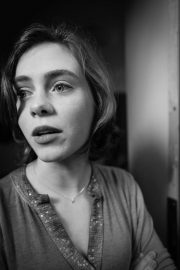 Sophia Lillis at a Black and White Photoshoot, October 2020 6