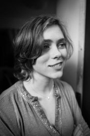 Sophia Lillis at a Black and White Photoshoot, October 2020 8
