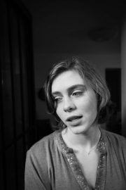 Sophia Lillis at a Black and White Photoshoot, October 2020 10