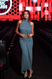 Taraji P. Henson at American Music Awards in Los Angeles 2020/11/22 1