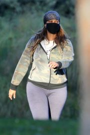 Tyra Banks Out at a Park in Los Angeles 11/24/2020 13