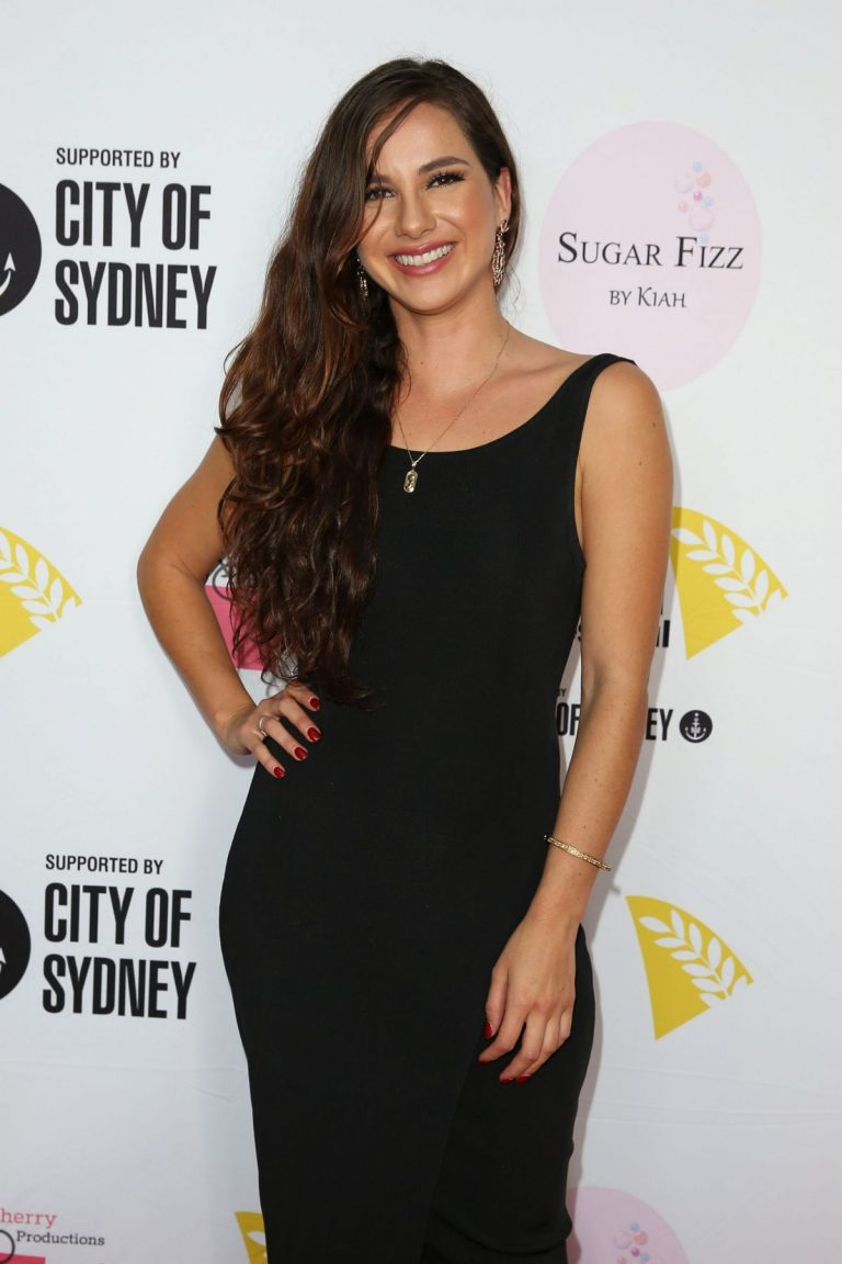 Vanessa Madrid at Sydney Women's International Film Festival 11/27/2020 2