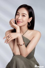 Victoria Song Photoshoot for Cartier 2020 Issue 1