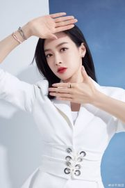 Victoria Song Photoshoot for Cartier 2020 Issue 2