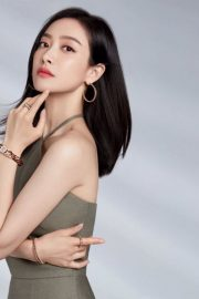 Victoria Song Photoshoot for Cartier 2020 Issue 3