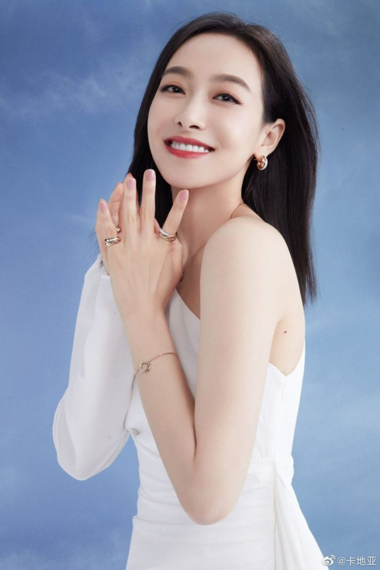 Victoria Song Photoshoot for Cartier 2020 Issue 4
