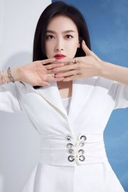 Victoria Song Photoshoot for Cartier 2020 Issue 5