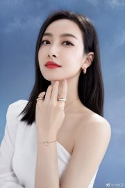 Victoria Song Photoshoot for Cartier 2020 Issue 6