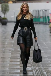 Vogue Williams Arrivers at Heart Radio Show in London 2020/11/15 1