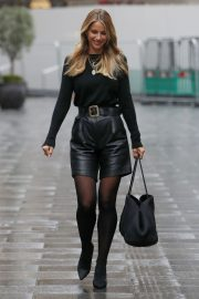 Vogue Williams Arrivers at Heart Radio Show in London 2020/11/15 5
